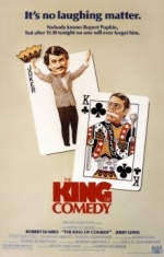 Король комедии / The King of Comedy, Мартин Скорсезе, США, 1982